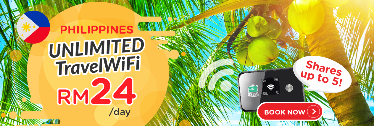 Philippines Unlimited TravelWiFi